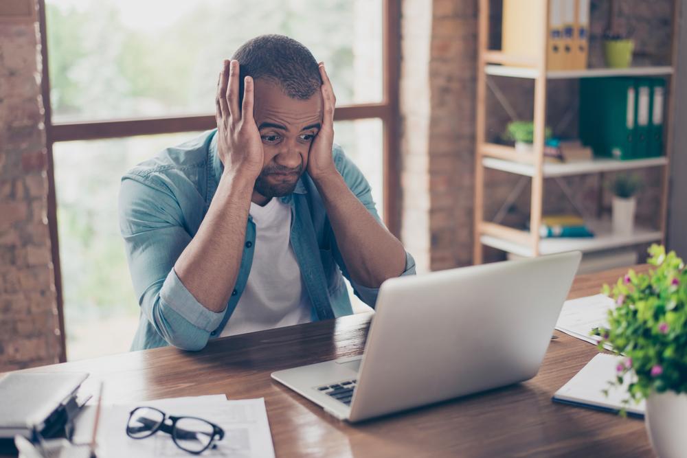 The Biggest Mistake When Beginning Your Online Journey